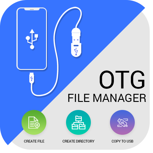 USB OTG Explorer : USB File Transfer