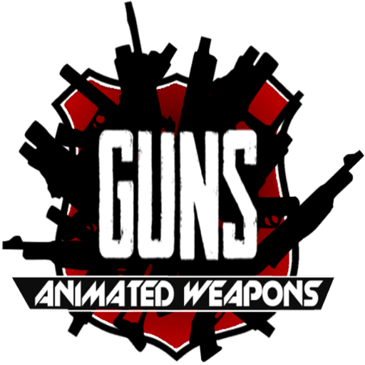 Guns - Animated Weapons