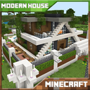 Modern Houses for Mine Craft PE