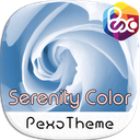 Xperia Theme (Serenity Color)