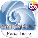 تم سونی اکسپریا (Serenity Color)
