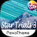 پوسته Star Trials 3 گوشی های سونی