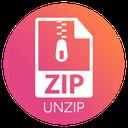 باز کردن Zip & Unzip