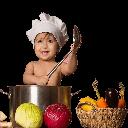 آموزش پخت غذای کودکان