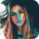 Rainbow Camera Filter