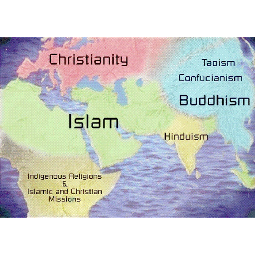 an introduction to the religions of islam and buddhism