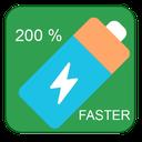 شارژ سریع و بهینه باتری