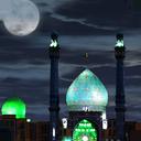 مسجد جمکران (والپیپر زنده)