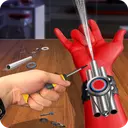 How to Make Spider Hand