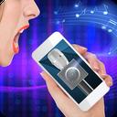 Karaoke Microphone Speaker Simulator
