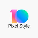 MIU 10 Pixel - icon pack