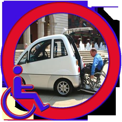 آموزش رانندگی معلولین(مرجع)
