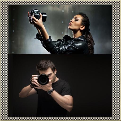 انواع ژست عکاسی