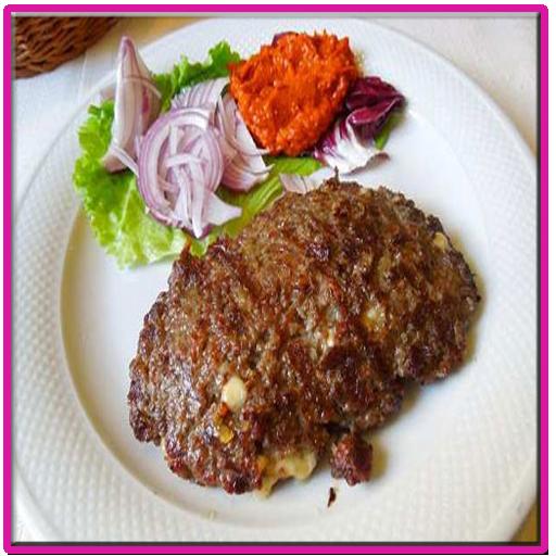 آشپزی با گوشت چرخی