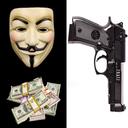 سرقت از بانک