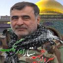سردار شهید مدافع حرم ستار اورنگ