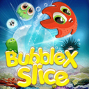 Bubble X Slice