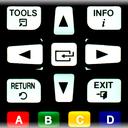 Remote for Samsung TV   Smart & WiFi Direct