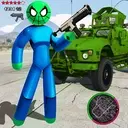 Spider StickMan Rope Hero Mafia Gangster Vegas