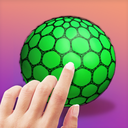 Squishy toy DIY - antistress slime ball, relaxing