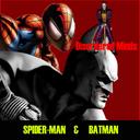 کمیک مرد عنکبوتی و بتمن