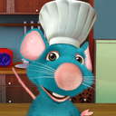 Talking Chef Mouse