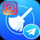جاروب (تلگرام + اینستاگرام)