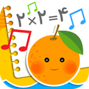 جدول ضرب با طعم کیک پرتقالی