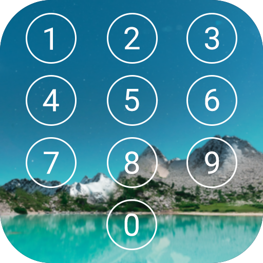 Keypad Lock - Phone Secure