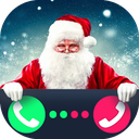 Answer call from Santa Claus (prank)
