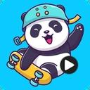 Panda Stickers For Whatsapp 2021 - WastickerApp 🐼