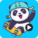 Panda Stickers For Whatsapp 2020 - WastickerApps