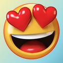 😍 Love Emoji Sticker for Whatsapp - WAStickerapps