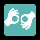 کمک دست - زبان اشاره