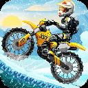 موتورسواری روی یخ