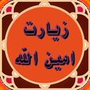 زیارت امین الله(حاجت بگیر)
