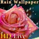 HD Rain Live Wallpaper