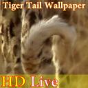 HD Tiger Tail Live Wallpaper