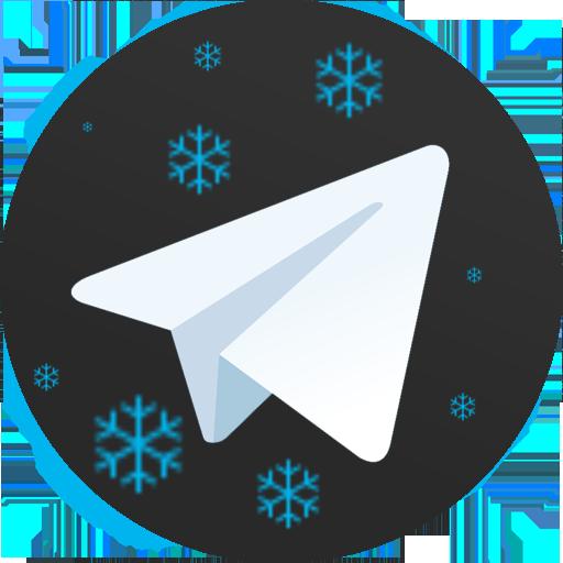 تلگرام مشکی