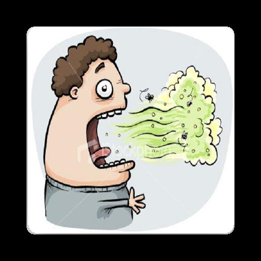 درمان و علل بوی بد دهان