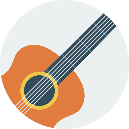 برنامه اندروید آموزش گیتار