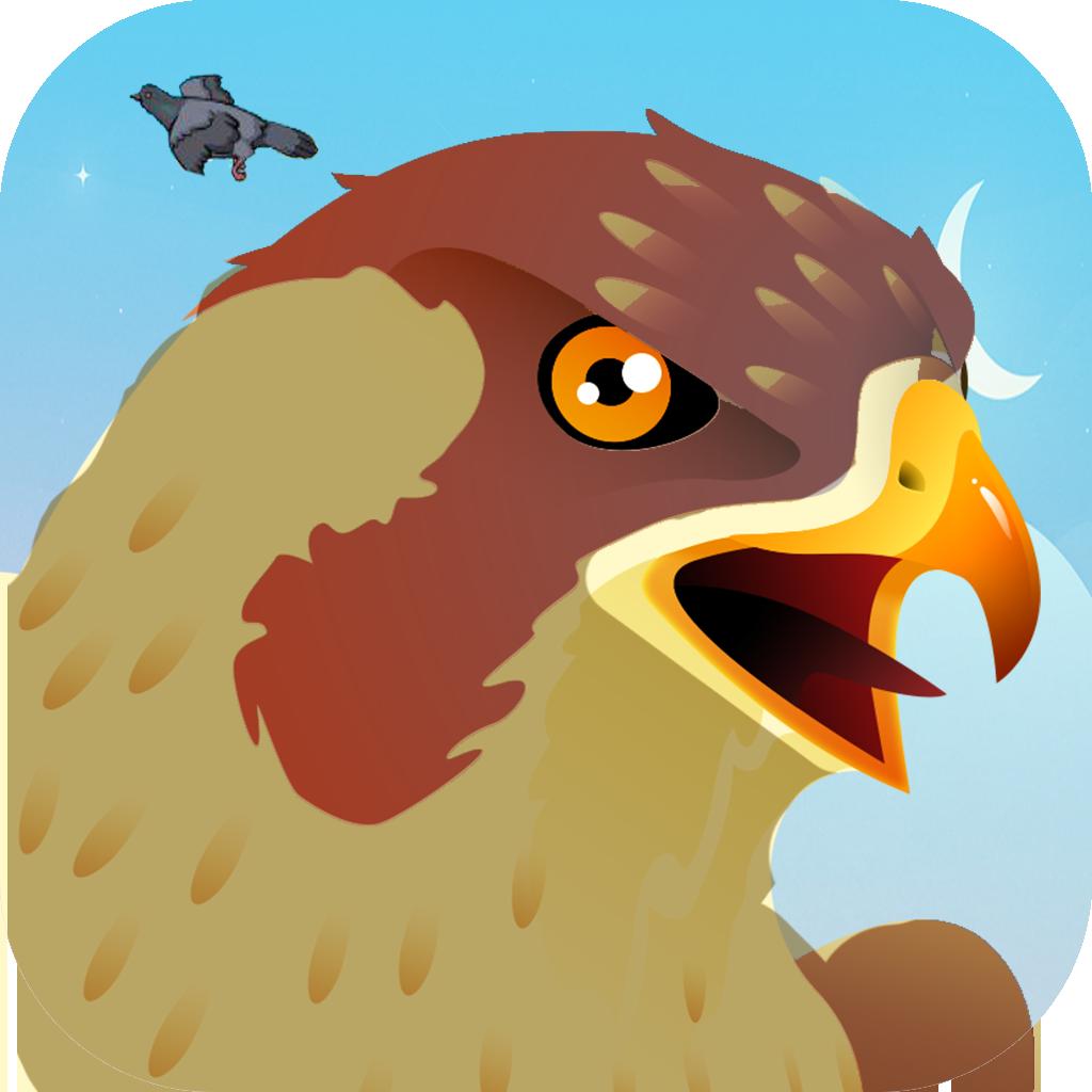 شکار پرندگان شاهین