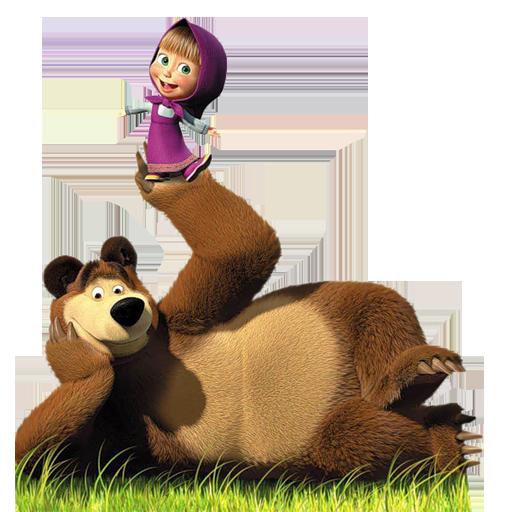 masha and bear coloring book   download install android
