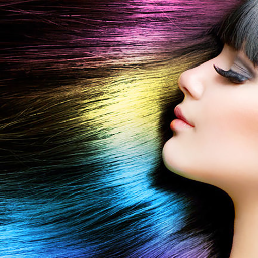آموزش ترکیب فرمول رنگ مو