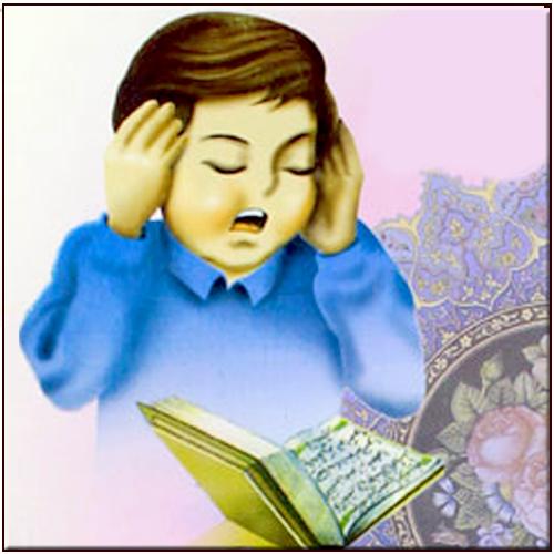 برنامه پولی  قرآن براے کودکان