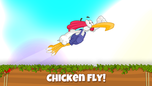Chicken Fly! - Platform Jumper