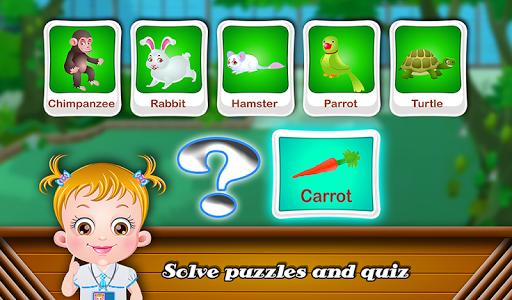 Baby Hazel Learn Animals 2 - Baby Hazel Games - video ...