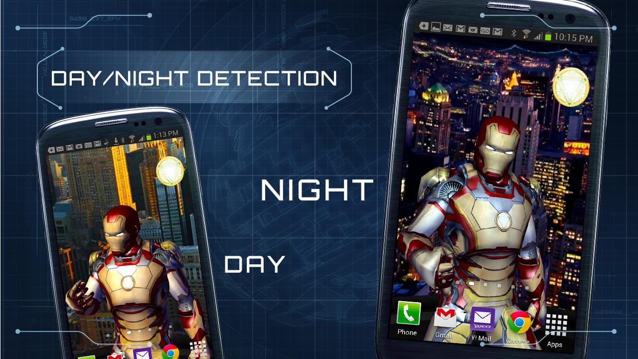Iron Man 3 Live Wallpaper Download Install Android Apps Cafe