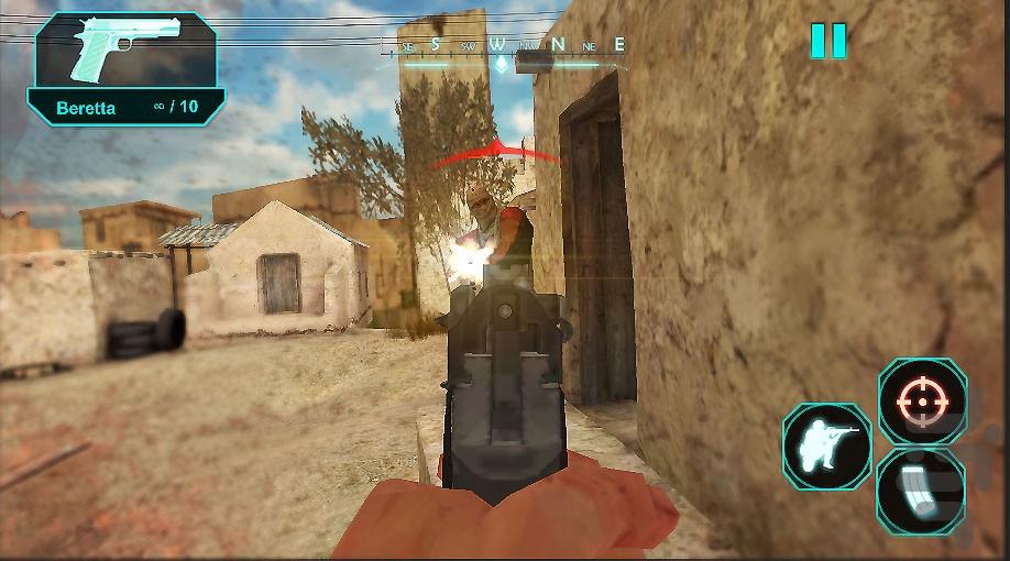 دانلود Fight in Aden Gulf 1.3.8 - بازی ایرانی مبارزه در خلیج عدن برای اندروید