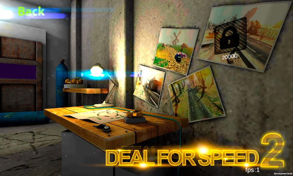 Deal for Speed 2